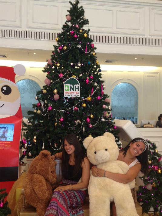 ChristmasBangkokViajarParaVivir