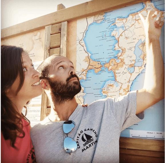 Flor y Gaston - viaje y descubra - viajarparavivir