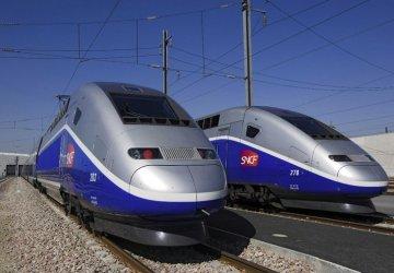 como viajar de trem em paris