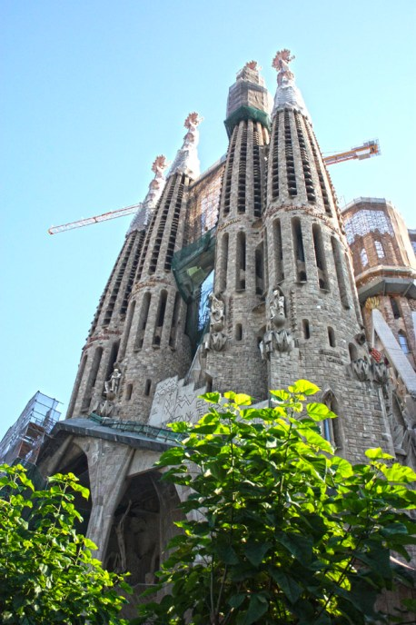 Sagrada Familia (2013)