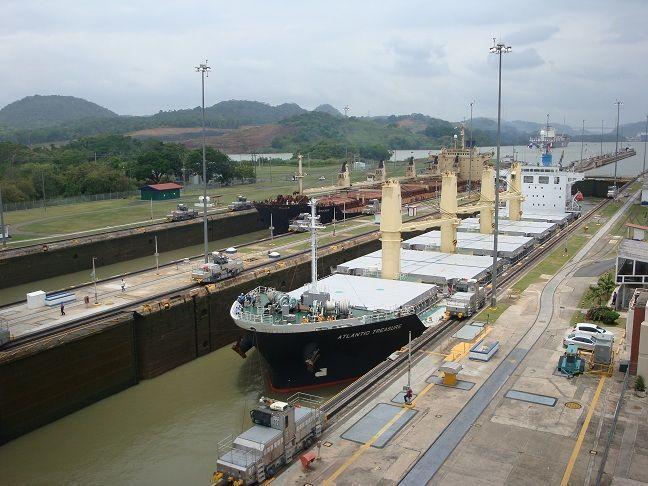 canal de panama - Qué ver en Panamá durante una escala