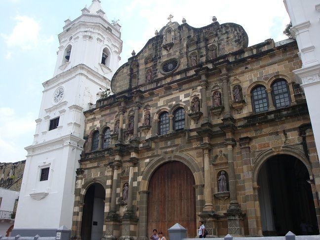catedral panama - Qué ver en Panamá durante una escala