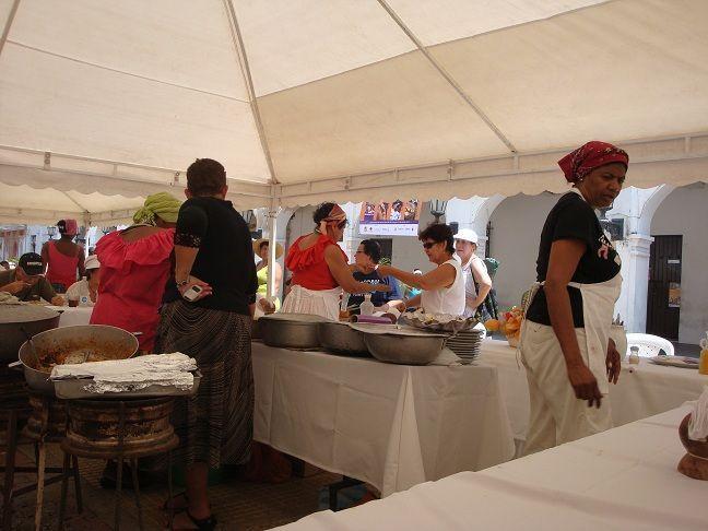Gastronomia Bolivarense Cartagena