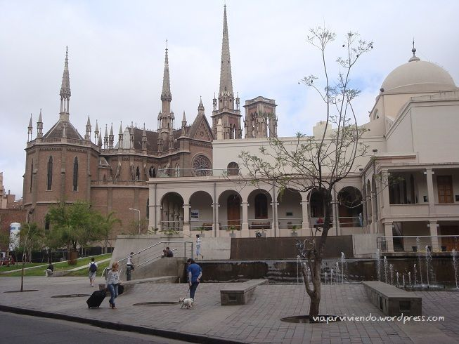Que hacer en Córdoba Argentina - Paseo del Buen Pastor