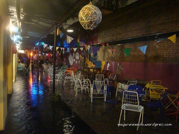Barrio Güemes en Córdoba