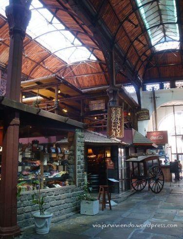 Mercado del Puerto - qué ver en Montevideo en un día