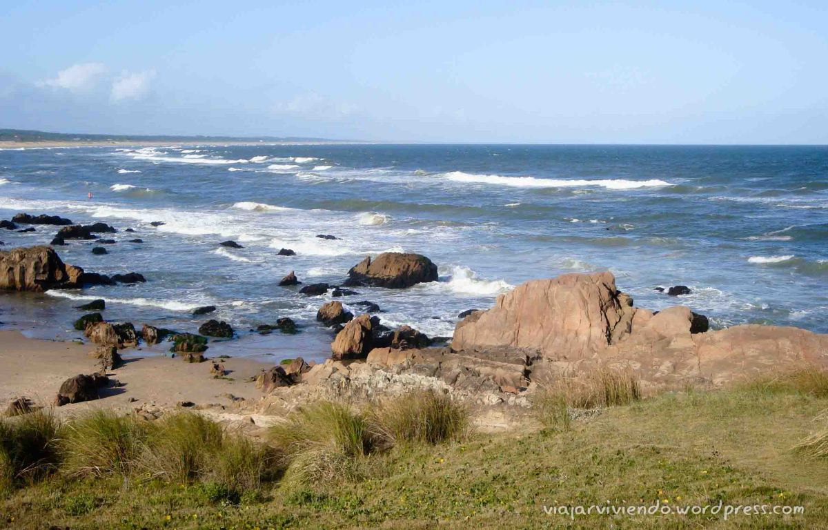 playa de La Pedrera Uruguay