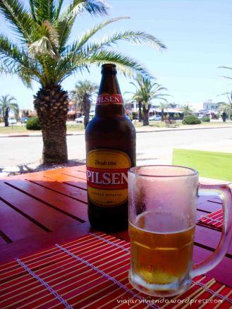 cerveza Pilsen en la Paloma