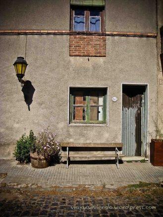 faroles en Colonia del Sacramento Uruguay