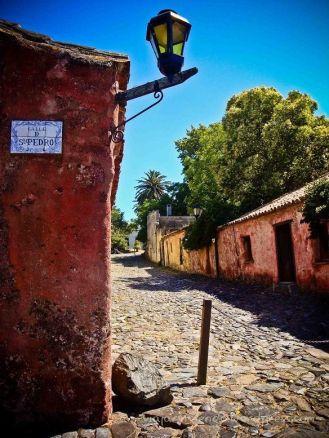 calle de Colonia Uruguay