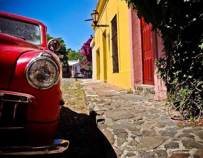 unos dias en Colonia Uruguay