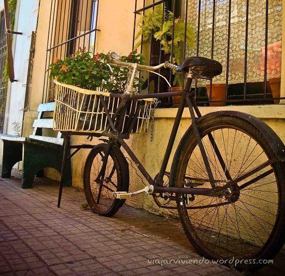 bicicleta en uruguay