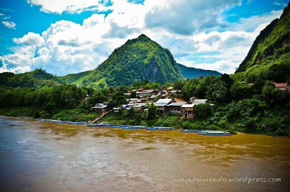 Nong Kiaw, un buen lugar para adpatarse al ritmo laosiano