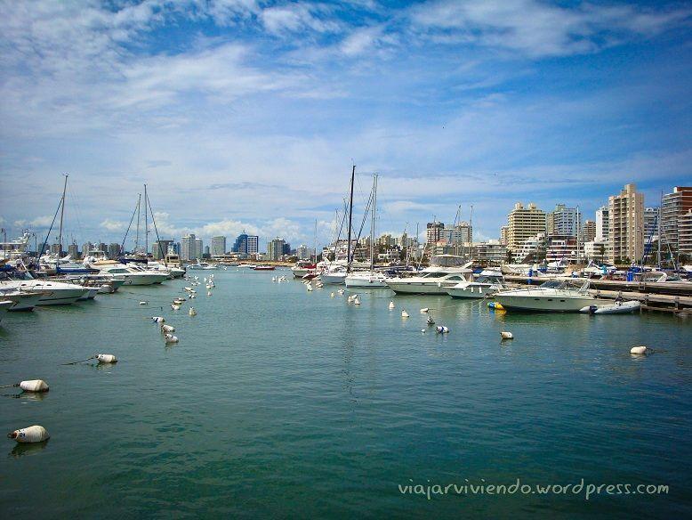 puerto de Punta del Este Uruguay