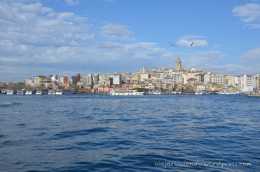 Vista de Estambul