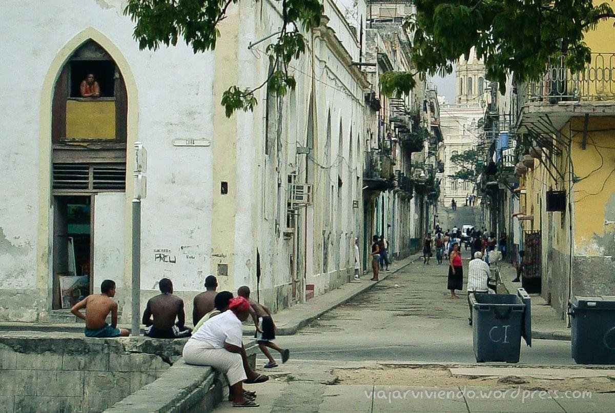 viajar a La Habana Vieja