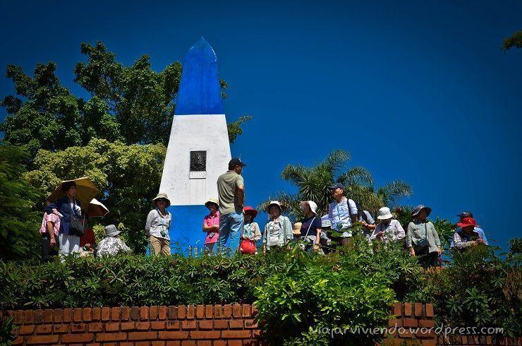 turistas en Iguazú