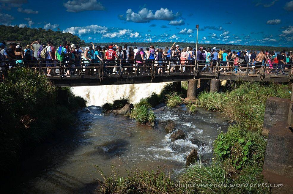 Cataratas del Iguazú en Semana Santa