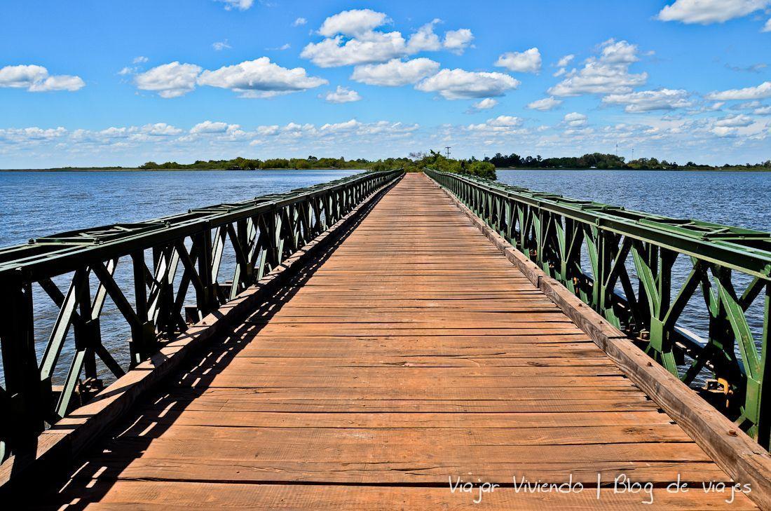 puente bayley en Colonia Carlos Pellegrini