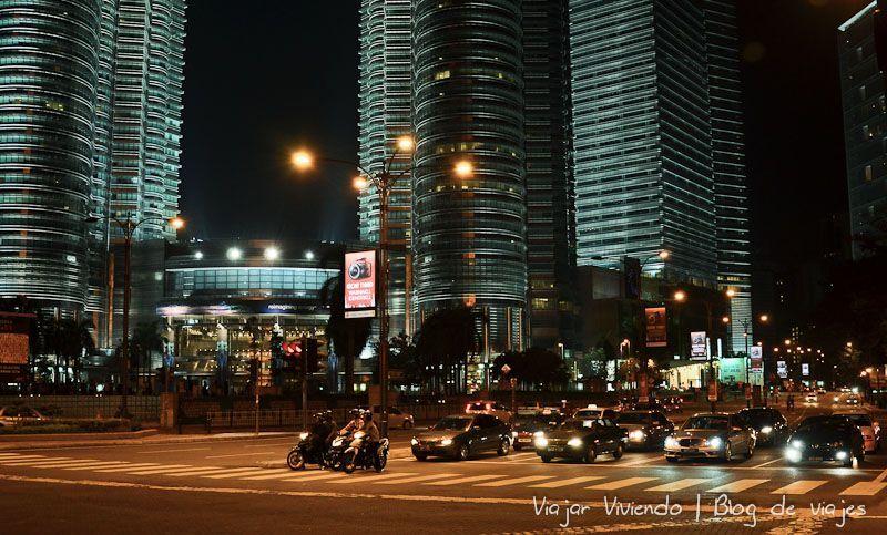 trafico en Kuala Lumpur