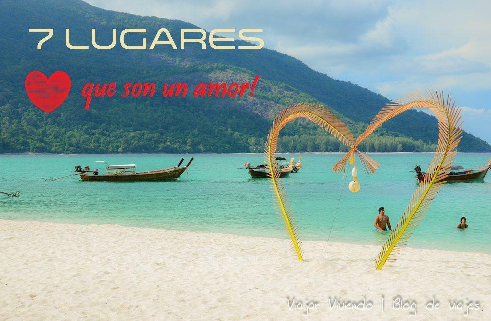 ko kipe tailandia - lugares romanticos para viajar en pareja