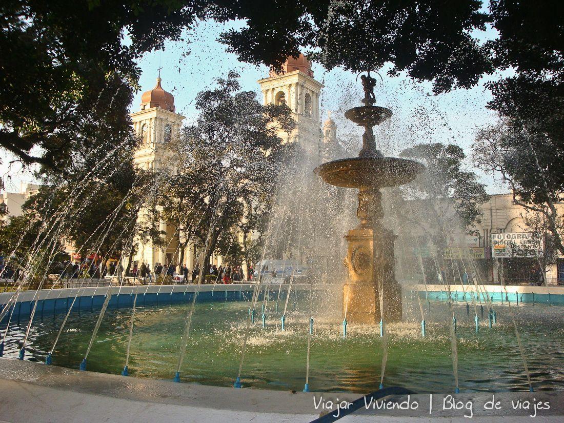 dormir cerca plaza independencia en tucuman