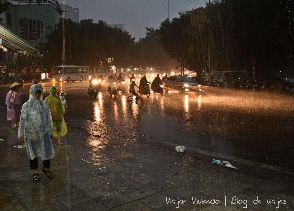 vietnam lluvia