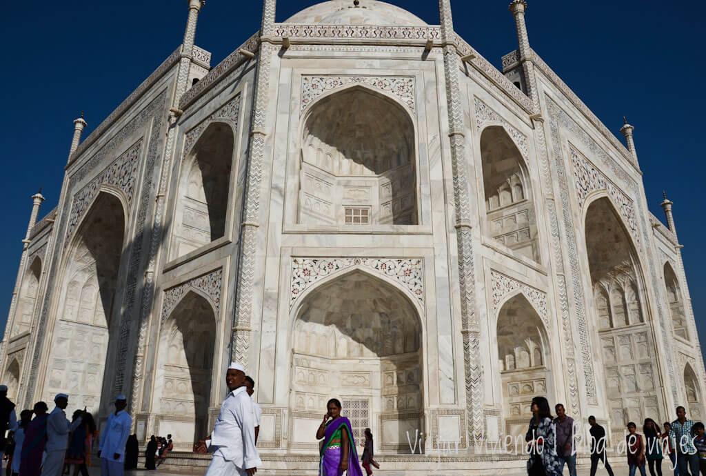 viajar al Triangulo de Oro - Taj Mahal Agra