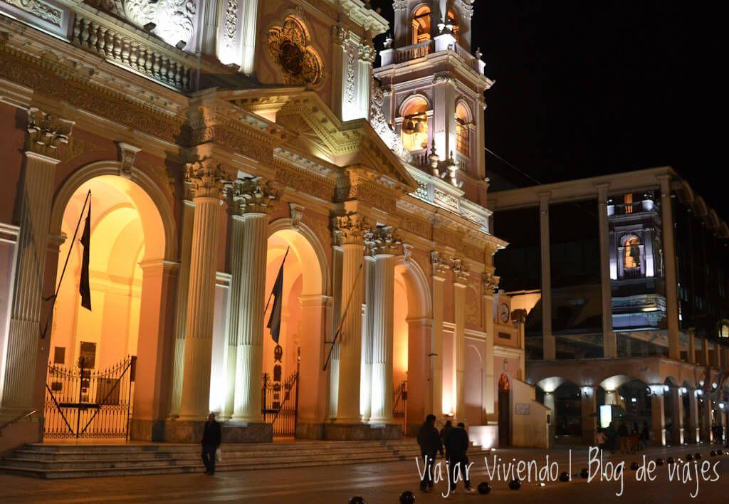 qué hacer en Salta en unos dias - catedral