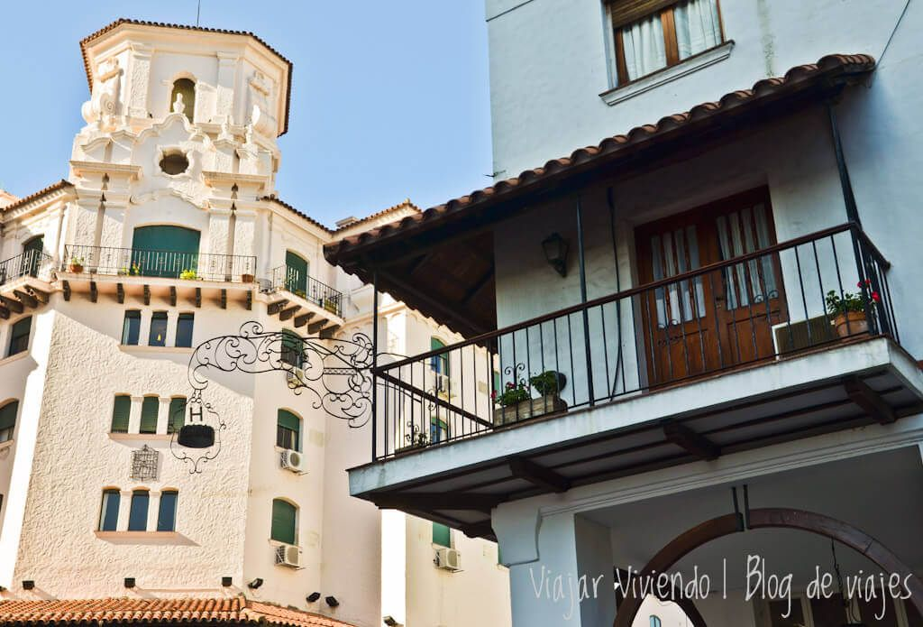 el centro historico de Salta