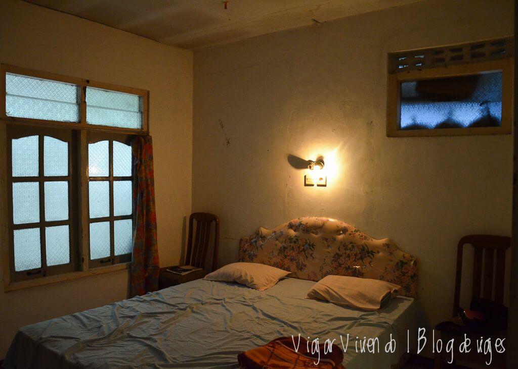 Hotel en Wonosobo - viajar por Indonesia