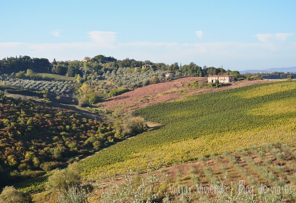 La Toscana - ruta en coche Italia