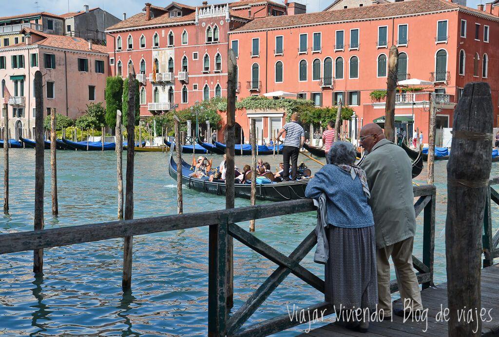 Venecia - viajar por Italia