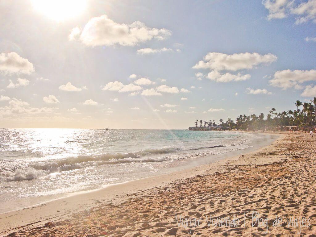 Bayahibe o Punta Cana - Playa de Punta Cana