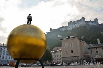 Sphaera en Kapitelplatz de Salzburgo