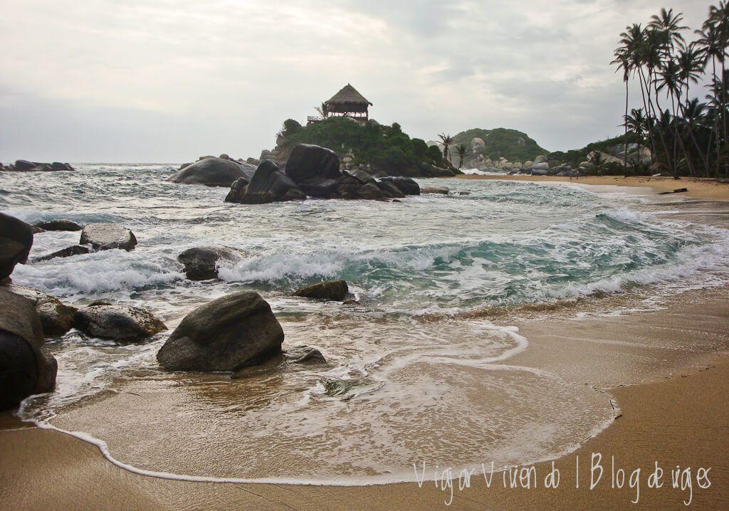 cabo san juan del guia en tayrona