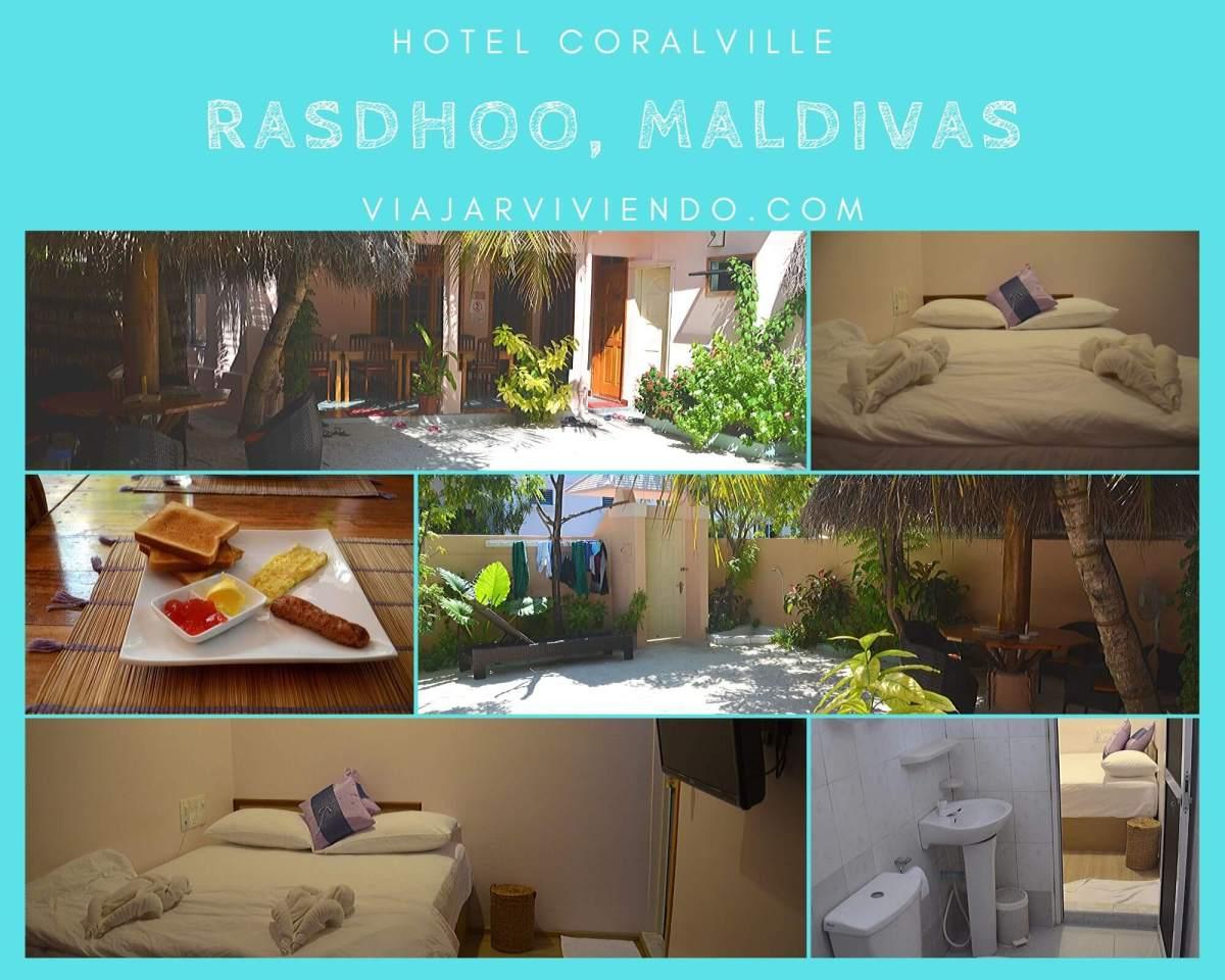 hoteles en rasdhoo - coralville