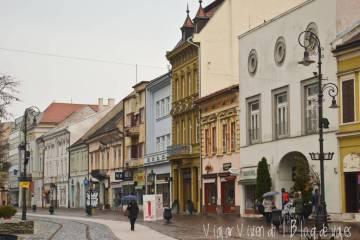 calles de kosice eslovaquia