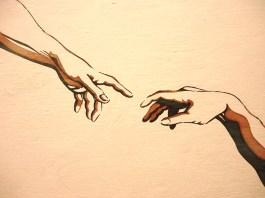 Arte manos