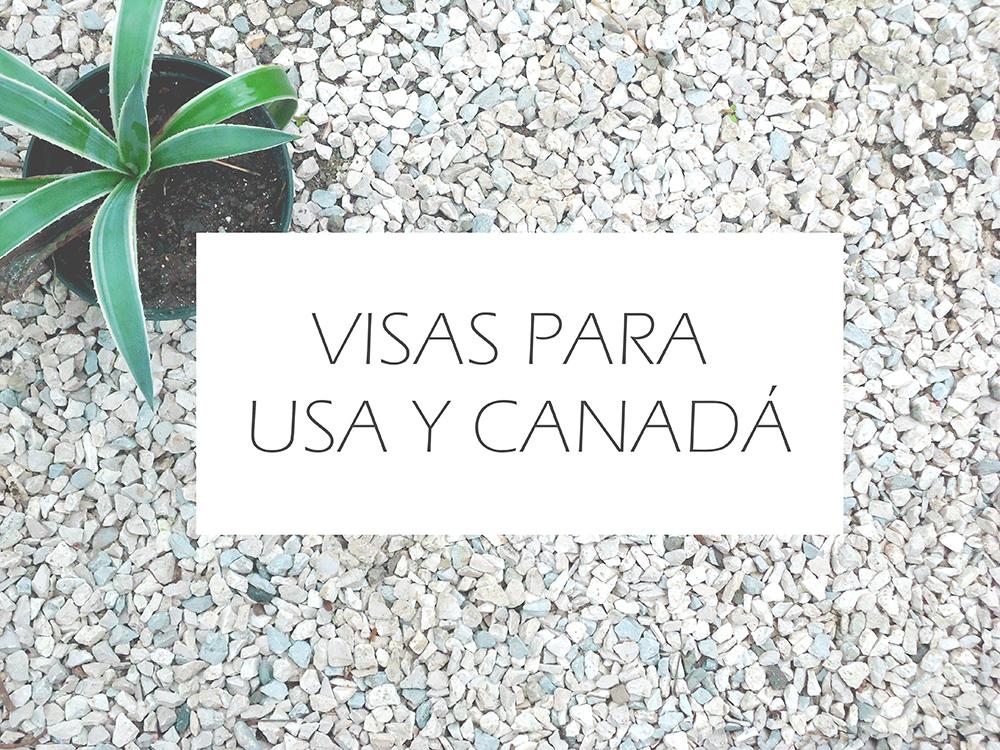 visas para usa y canada