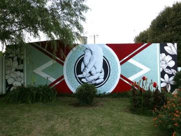 Mural en Córdoba, Argentina