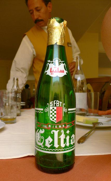 Cerveza Tunecina