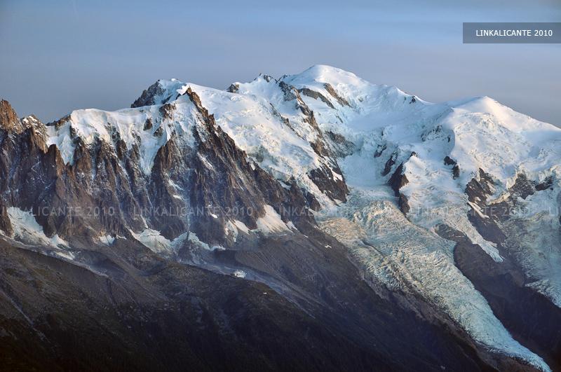 Montblanc Trekking Alpes Franceses