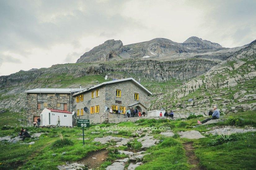 Refugio de Góriz - Ordesa y Monte Perdido