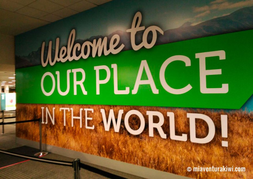aeropuerto Christchurch Nueva Zelanda