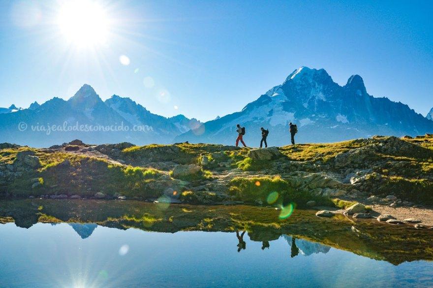 trekking-alpes-franceses-chamonix-mont-blanc