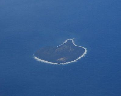 Vista aérea de Surtsey