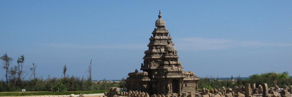 Conjunto de monumentos de Mahabalipuram
