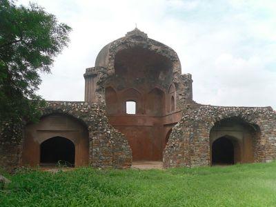 Restos del Fuerte de Salimgarh