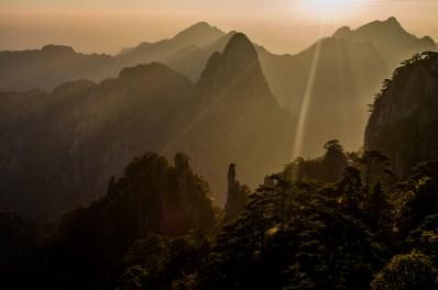 montes-huangshan